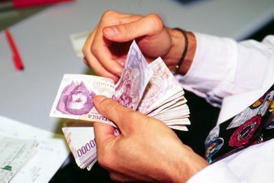 Trova 15 milioni di lire, Bankitalia nega cambio