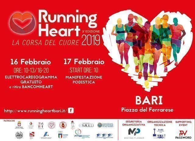 Running Heart 3° edizione