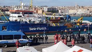 Respinto ricorso Sea Watch