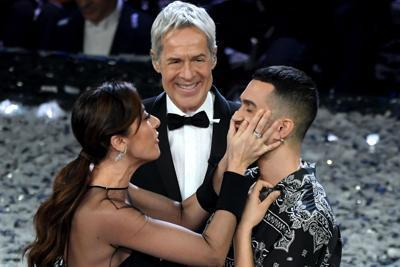 Mahmood vince Sanremo