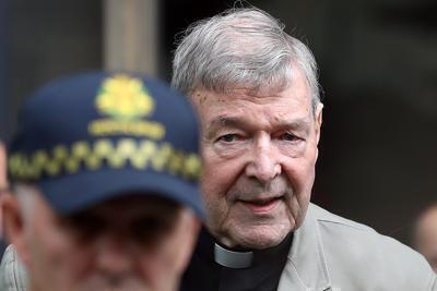 Il cardinale Pell è in carcere