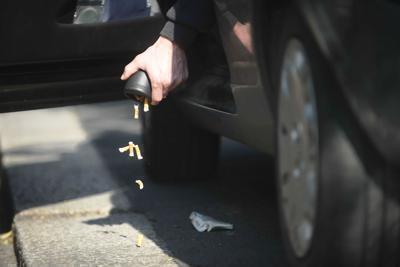 Sigarette in auto, arriva lo stop