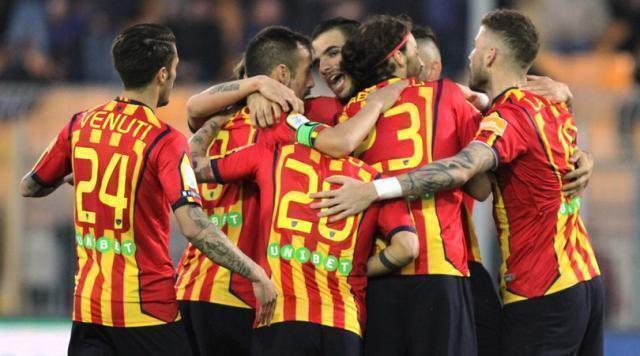 Lecce a valanga, sette reti all'Ascoli