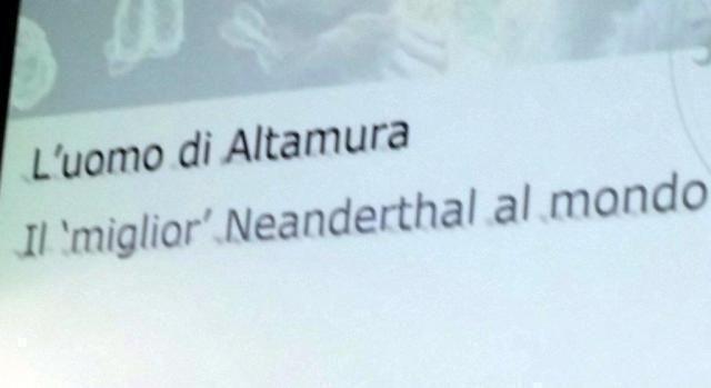 Il fossile dell'uomo arcaico resta ad Altamura. Scongiurata la traslazione