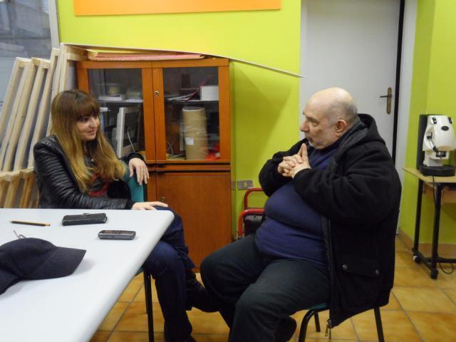 Elisabetta Pani, pentastellata, candidata Sindaco a Bari, intervistata da G. Pugliese