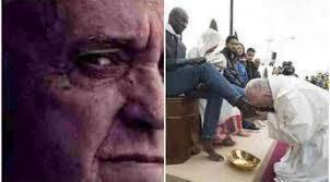 """Bergoglio difende i nigeriani: """"la mafia è cosa italiana"""""""