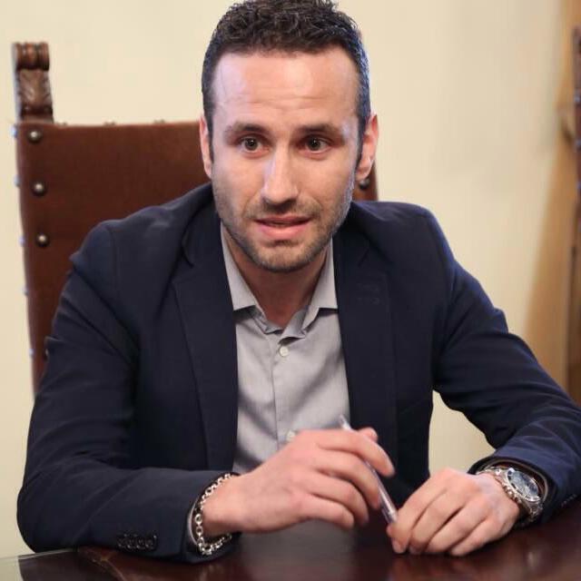 Inaugurazione comitato elettorale Fabrizio Perfetto