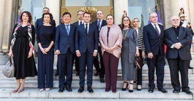 Notre Dame: solidarietà e impegno dell'Unesco per la ricostruzione