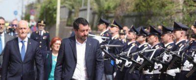 Salvini 'difende' 80 euro Renzi