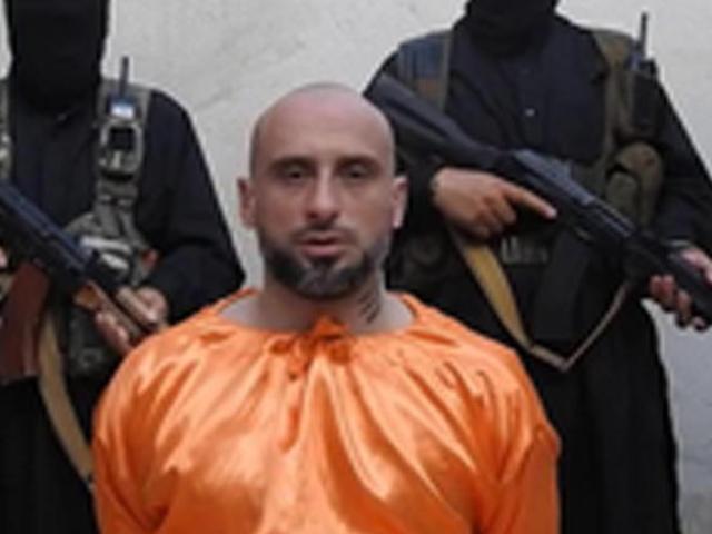 Liberato Alessandro Sandrini, rapito in Siria nel 2016