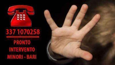 Attiva la linea telefonica per segnalazioni di abusi minori