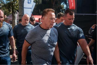 Schwarzenegger aggredito