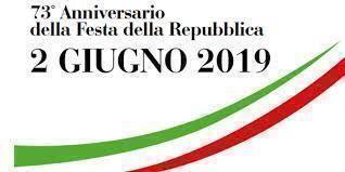 73° Anniversario di proclamazione della Repubblica Italiana