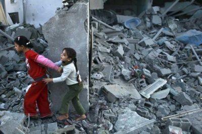 Gaza: Appello al Governo Italiano