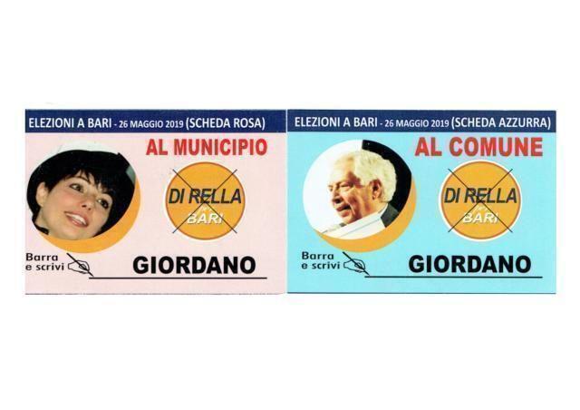 Giuseppe e Maria Giordano a Carbonara