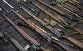 Sequestro di armi da guerra nel Ragusano