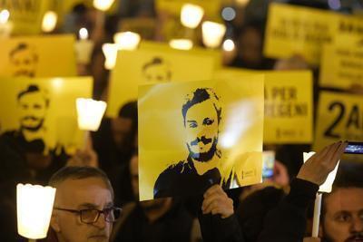 """""""Regeni sequestrato, torturato e ucciso"""". Roma processerà gli 007 egiziani"""