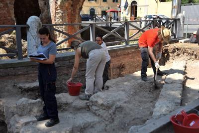 Dall'Etruria alla Basilicata, gli scavi italiani da 'svelare'
