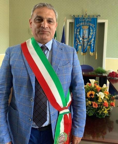 Michele Laurino rieletto sindaco del Comune di Sant'Angelo Le Fratte.
