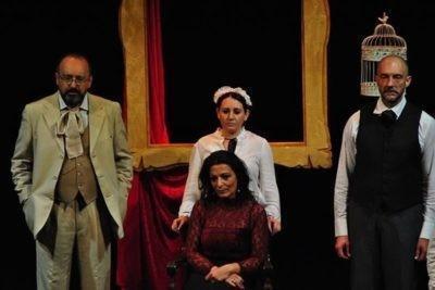Al Teatro Odeion doppio appuntamento con commedia e letteratura