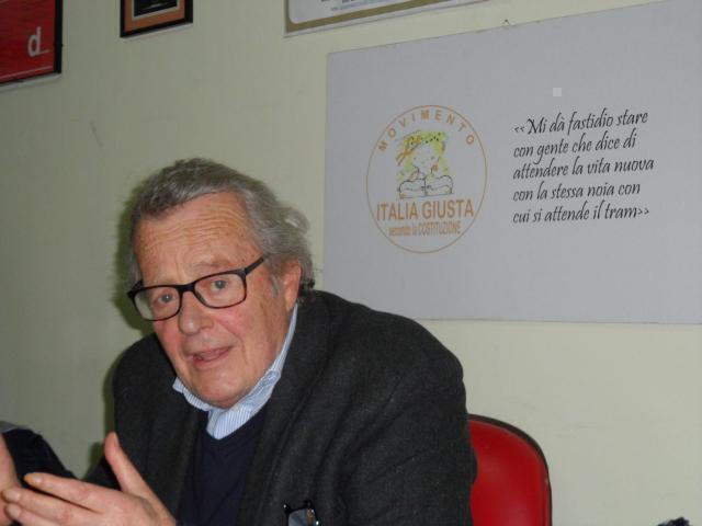 Paolo Magrone batte l'elezioni di primavera.