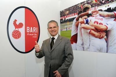 Arrestato ex presidente Bari calcio