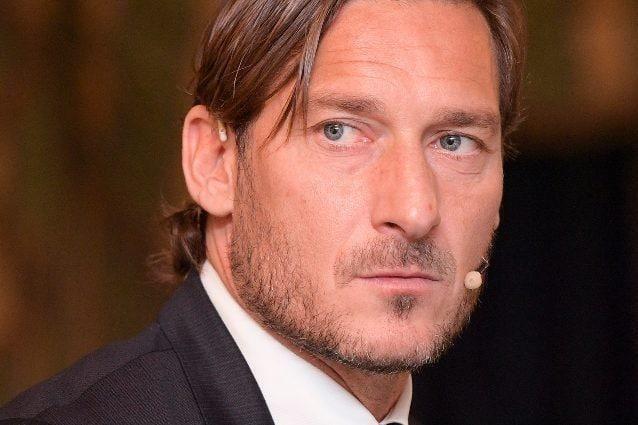Francesco Totti e à Roma