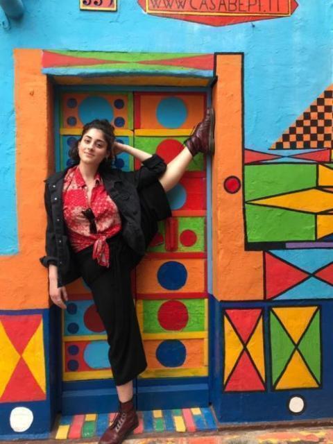 Giovane salentina al college danza della Biennale di Venezia