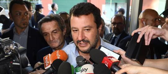 """Salvini scrive a Tunisi: """"Navi di linea per rimpatriare i migranti"""""""