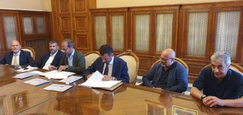 Siglato il protocollo tra comune di Bari e Asl per la ex Centrale del latte