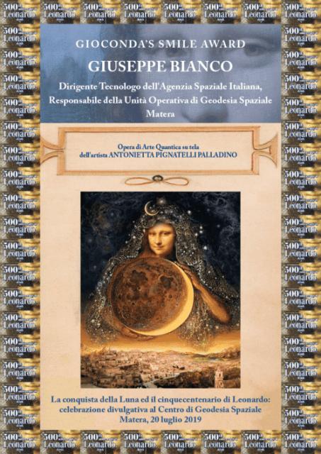 La conquista della Luna ed il cinquecentenario di Leonardo a Matera