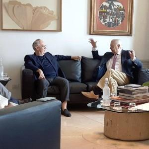 L'ambasciatore del Cile ospite a Bari, ritornerà a settembre alla Fiera del Levante