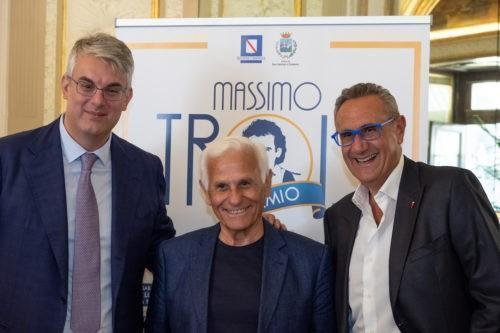 XIX premio Massimo Troisi   a San Giorgio a Cremano
