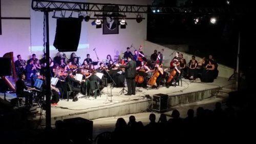 Al Lido Paradiso l'orchestra massafrese Tebaide