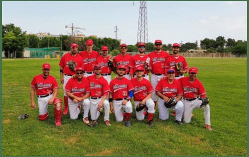 Derby Bari – Matino (Le) nella serie C del Campionato di Baseball
