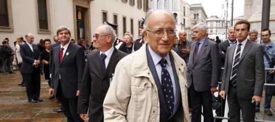 Addio a Borrelli, direttore dell'orchestra di Mani Pulite