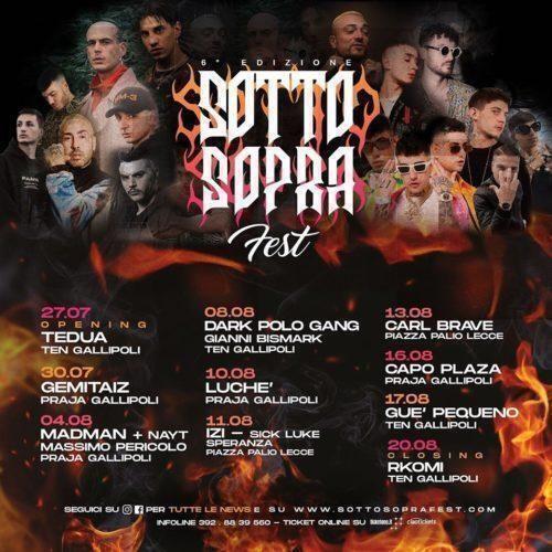 Sottosopra Fest 2019