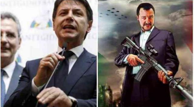 Salvini avvisa Conte: no a giochi di palazzo