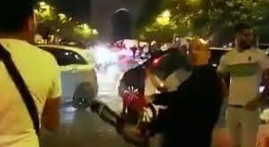 Francia, saccheggi e violenze dopo vittoria Algerina, morta una donna.Video