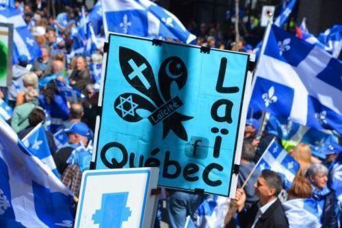 Il Québec instaura la laicità saudita