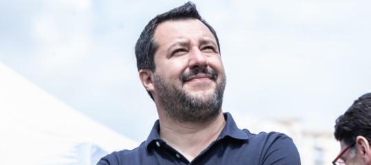"""""""Bene i sì su Tav e cantieri, ora ne aspetto altri"""" dice Matteo Salvini"""