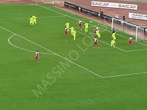 Bari – E' Antenucci Show. 3-2 alla Paganese in Coppa Italia
