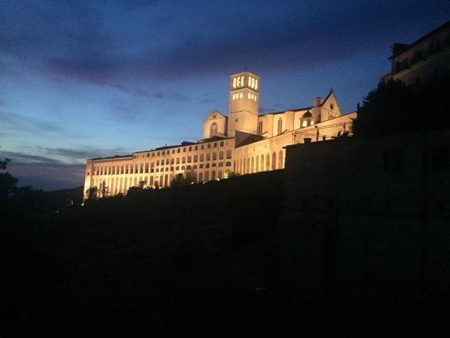 Parte da Assisi la costruzione di un futuro di pace