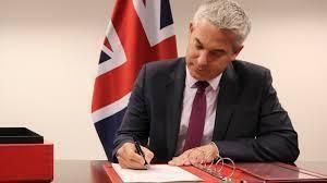 Il Segretario alla Brexit firma l'ordine di cancellare il Bruxelles Act – ponendo fine al diritto UE nel Regno Unito
