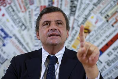 Calenda: Renzi folle e ridicolo, così Salvini al 60%