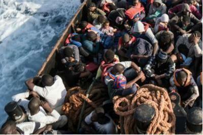 Nuovo sbarco in Salento