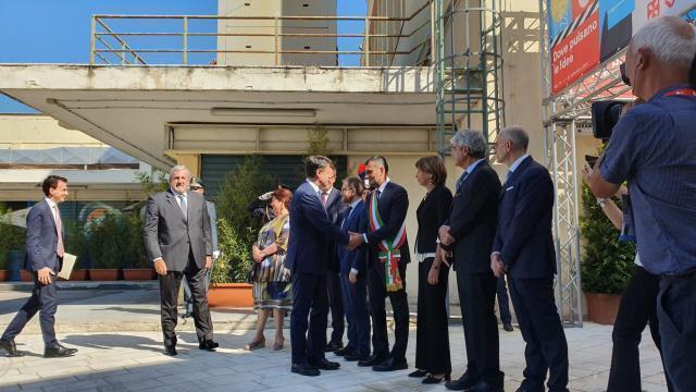 83° Fiera del Levante. Il discorso del sindaco Antonio Decaro