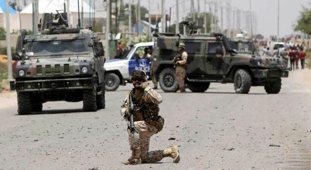 """""""Sollievo e solidarietà per le donne e uomini delle nostre Forze Armate a Mogadiscio"""""""
