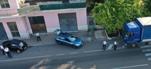 Attività di controllo della Polizia Locale a Massafra