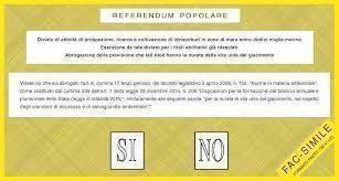 Il referendum